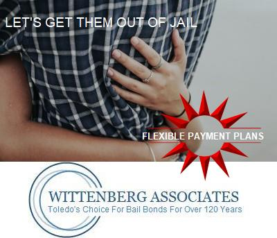 Bail Bond Company | Service | Get Out of Jail | Toledo | Wittenberg | Bondsman